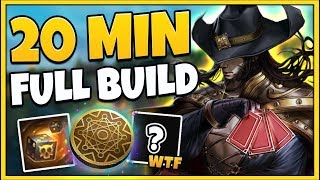 Download *20 MIN MAX BUILD* THIS BROKE EUW CHALLENGER META (RANK 1 EUROPE) - League of Legends Mp3 and Videos