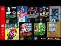 Nintendo Switch Online - NES footage
