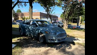3300$ - 2013 Ford Fusion Hybrid. Авто из США