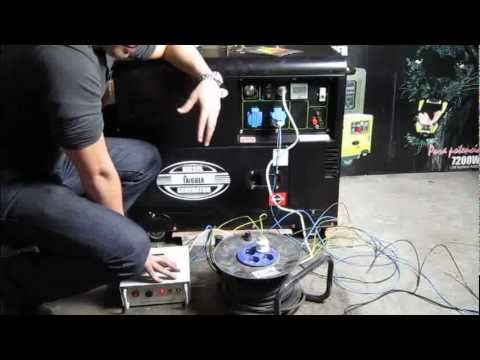 Funcionamiento Ats Generadores Electricos Taigüer | Ventageneradores.Net thumbnail