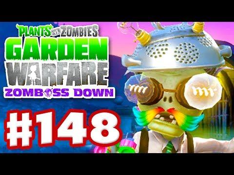 Plants vs. Zombies: Garden Warfare - Gameplay Walkthrough Part 148 - Bright Chemist (Xbox One)