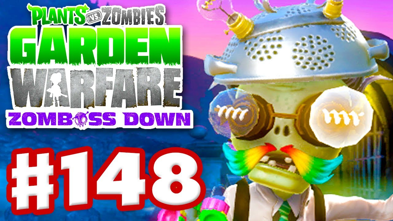 Plants Vs Zombies Garden Warfare Gameplay Walkthrough Part 148 Bright Chemist Xbox One