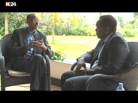 Capital Talk President Paul Kagame Prt 1a