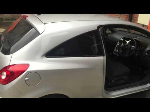 Corsa D Pioneer AVH270BT + Alpine Sub+Amp SWE815- Car Audio Centre Nottingham