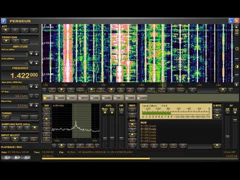JORF RF Radio Nippon, Yokohama, Japan, 1422kHz