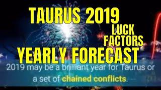 Taurus Vrishabha Rashi Lucky Factors And 2019 Horoscope. Taurus 201...