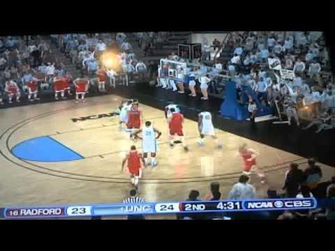 NCAA 2010 March Madness John Brooks!