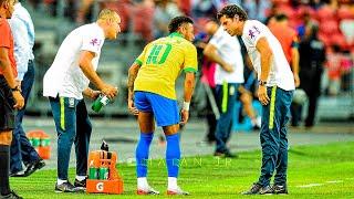 Neymar picked up injury against Nigeria | 2019