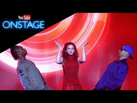 YouTube OnStage: Dance Performance featuring Fik-Shun, Dytto & Poppin John