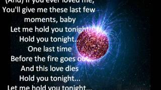 Claude Kelly - Hold u Tonight lyrics