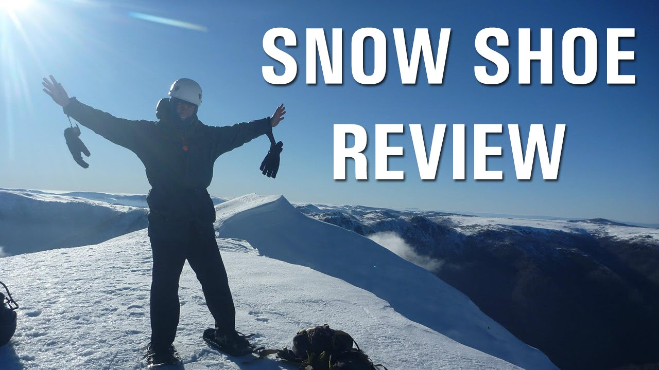 & Best snowshoes available MSR Lightning Ascent review - YouTube azcodes.com