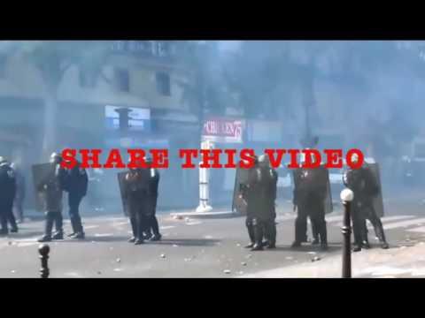 Paříž ve válce