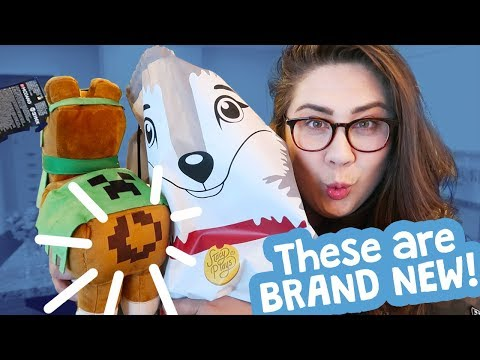 Wink Tote + New Squishy Minecraft Toys!