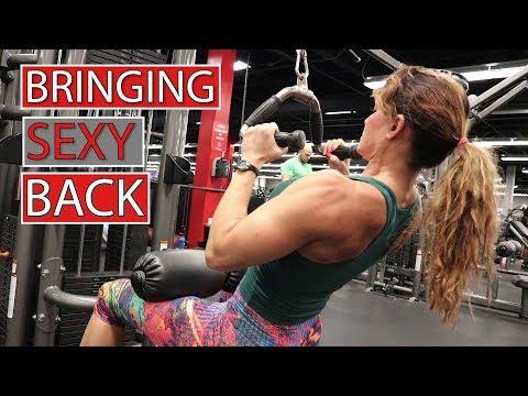Back & HIIT Workout | Training Explained