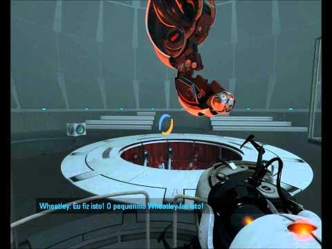 Portal 2  - Destruição da glados