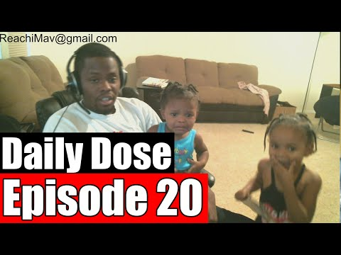 #DailyDose Ep.20 - My Basketball Career + Playing With My Gi