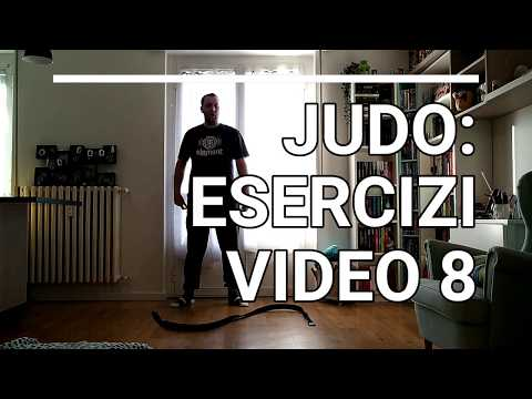 AQJUDO: Esercizi Video 8