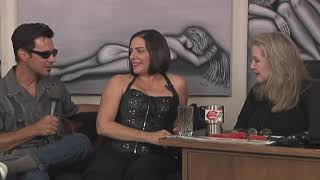 The Rev Mel Show with guest my Kat and Chris New to the BDSM Lifestyle Part 5
