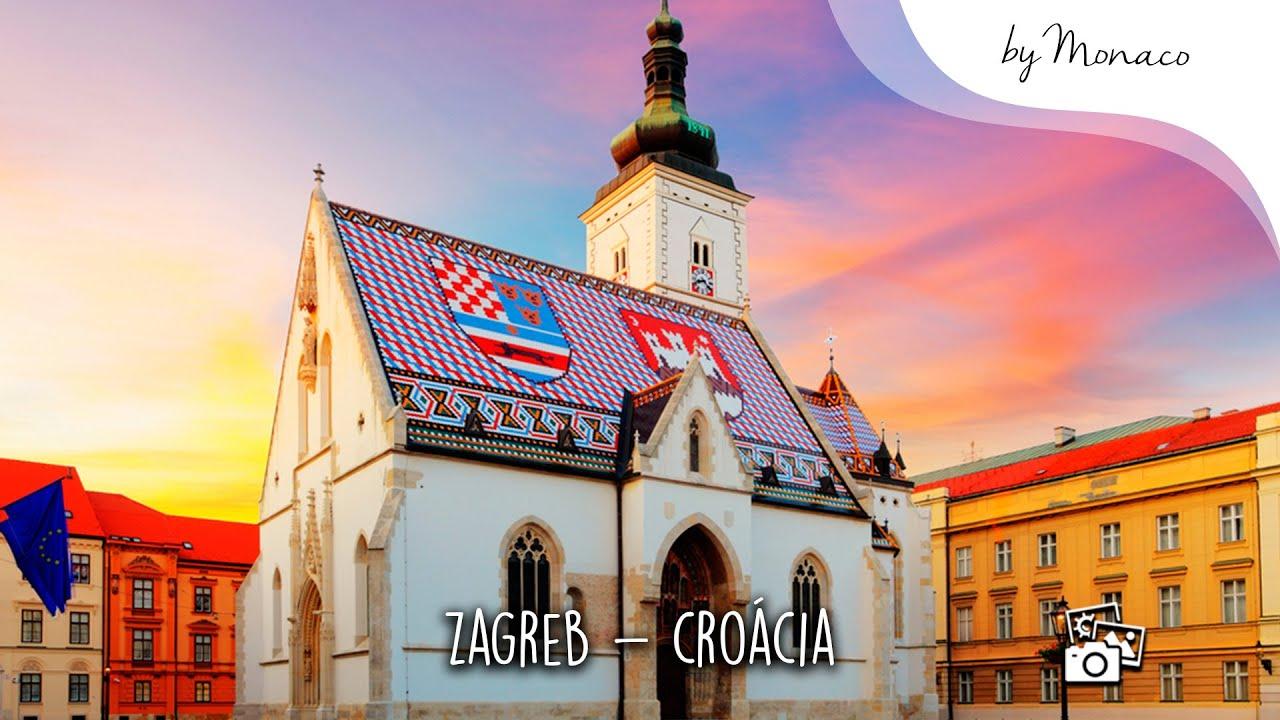 Louco Por Viagens - Croácia - Zagreb ep. 1