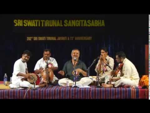 Krishna Bhajan - Baajat Murali - Maharaja Swathi Thirunal Composition - Prince Rama Varma