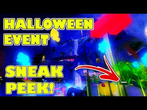 Roblox 2020 Halloween Event Map Roblox 2018 Halloween Event Map   Helping Roblox To Test Servers
