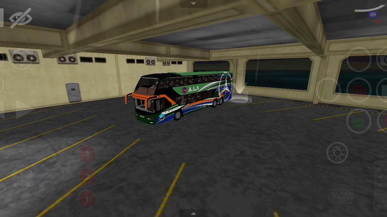 99 Mod Mobil Bussid Keren Gratis Terbaru
