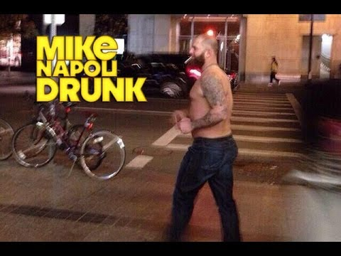 Mike Napoli Drunk