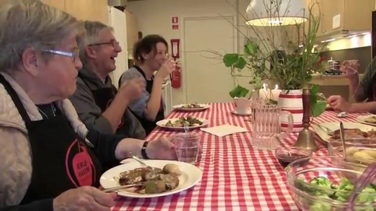 Kulinarisk Kørekort - Mad, måltider og minder