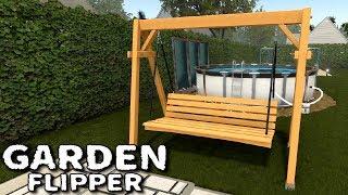 Huśtawka i siłownia - Garden Flipper | #8