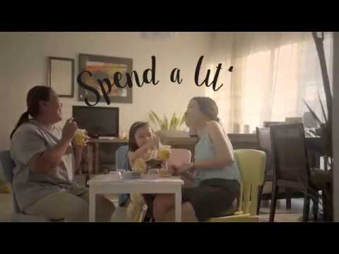 McDonald's Singapore mother's day ad.