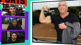 Ric Flair's Fiancee: 'Multiple Organ Problems,' Condition Critical | TMZ Sports