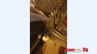 Фото На столетии водитель Фита уснул за рулем и попал в ДТП