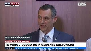 Após 5 Horas De Cirurgia Bem Sucedida Bolsonaro Tem Quadro Clínico Estável