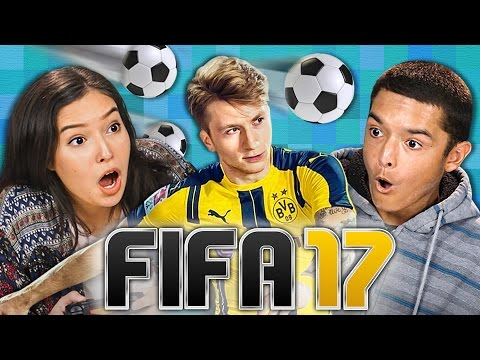 FIFA '17 GAMING TOURNAMENT (React: Gaming) |