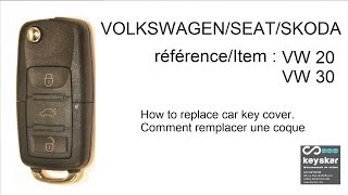TUTORIEL VAG  (VW20 VW30)