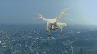 Riprese aeree mozzafiato con drone Phantom 2
