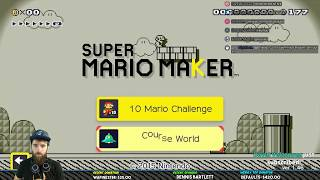 Super Mario Maker / Super Dram World 2 [LIVE]