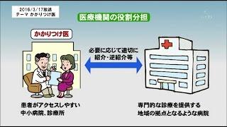 いわて元気○(マル) 【かかりつけ医】(2016/3/17放送 ニュースプラス1いわて)