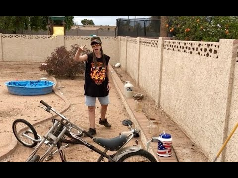 My neighbor billy steals bike and tries to sell it to me