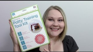 BottomZz Up Potty Training Tool Kit Unboxing & Overview!