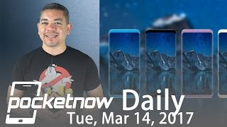 Samsung Galaxy S8 Amethyst, LG G6 launch dates & more   Pocketnow Daily