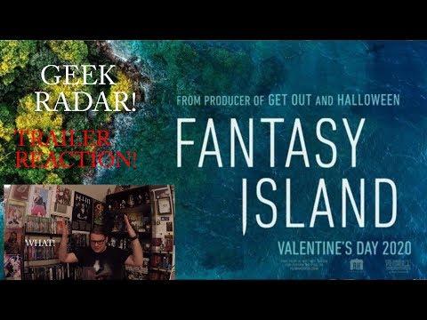 FANTASY ISLAND – Official Trailer REACTION!