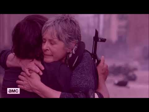 Caryl •Carol & Daryl • Tell you im sorry •