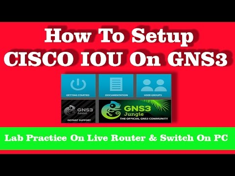 Ccnp Lab Topology Gns3 - Ccnp Labs Gns3