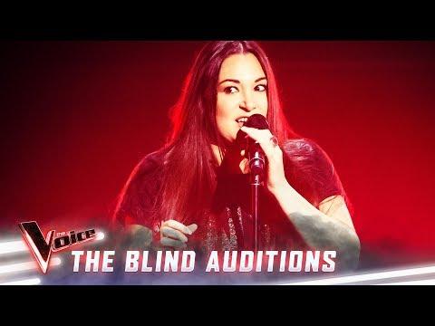 The Blinds: Dezi K sings 'Royals'  | The Voice Australia Season 8