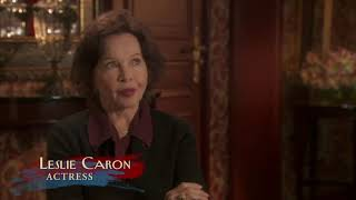 Leslie Caron on working with Gene Kelly