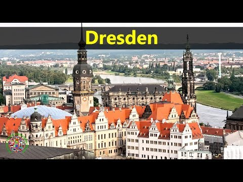Best Tourist Attractions Places To Travel In Germany | Dresden Destination Spot