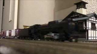 Nゲージ仮想列車 ~JR-SL貨物~