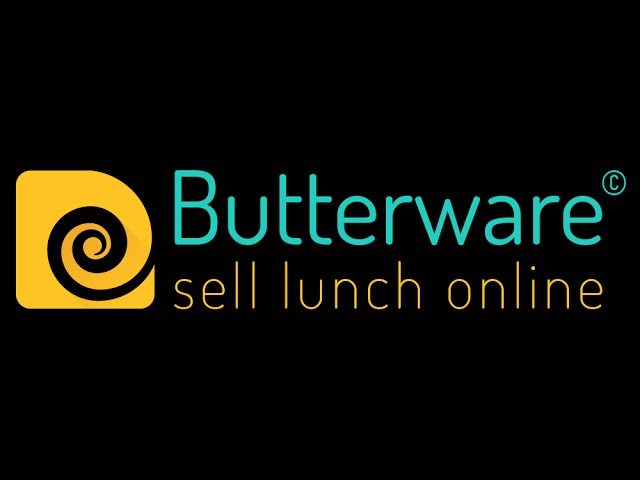 Butterware funding pitch 2016