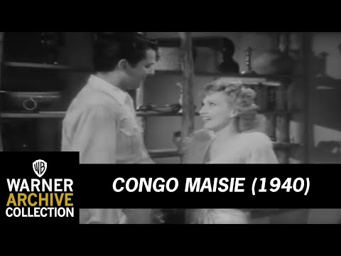 Congo Maisie Congo Maisie Original Theatrical Trailer YouTube
